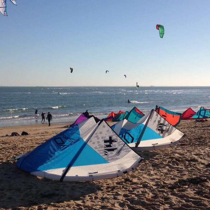 Kites plage sud