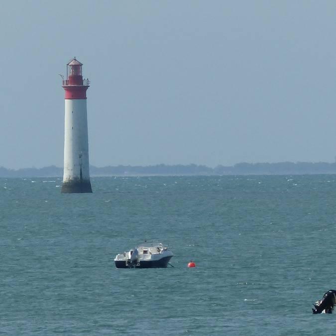 Le phare de Chauveau
